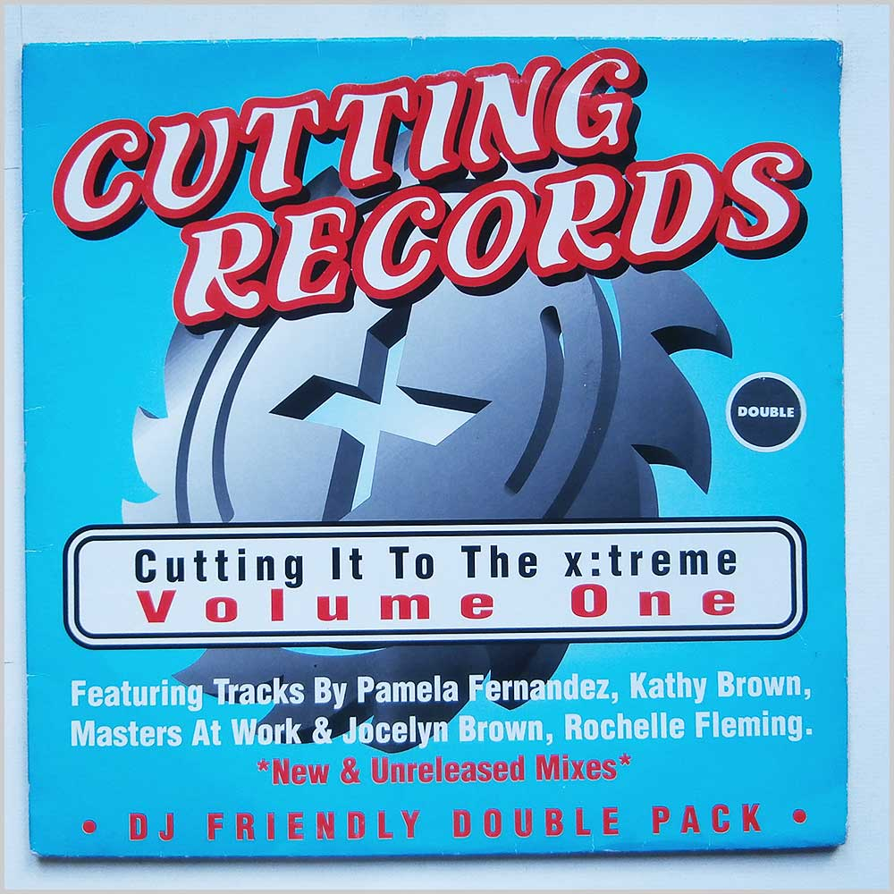 Various - Cutting It To The X:treme Volume One (XTR 11LP)