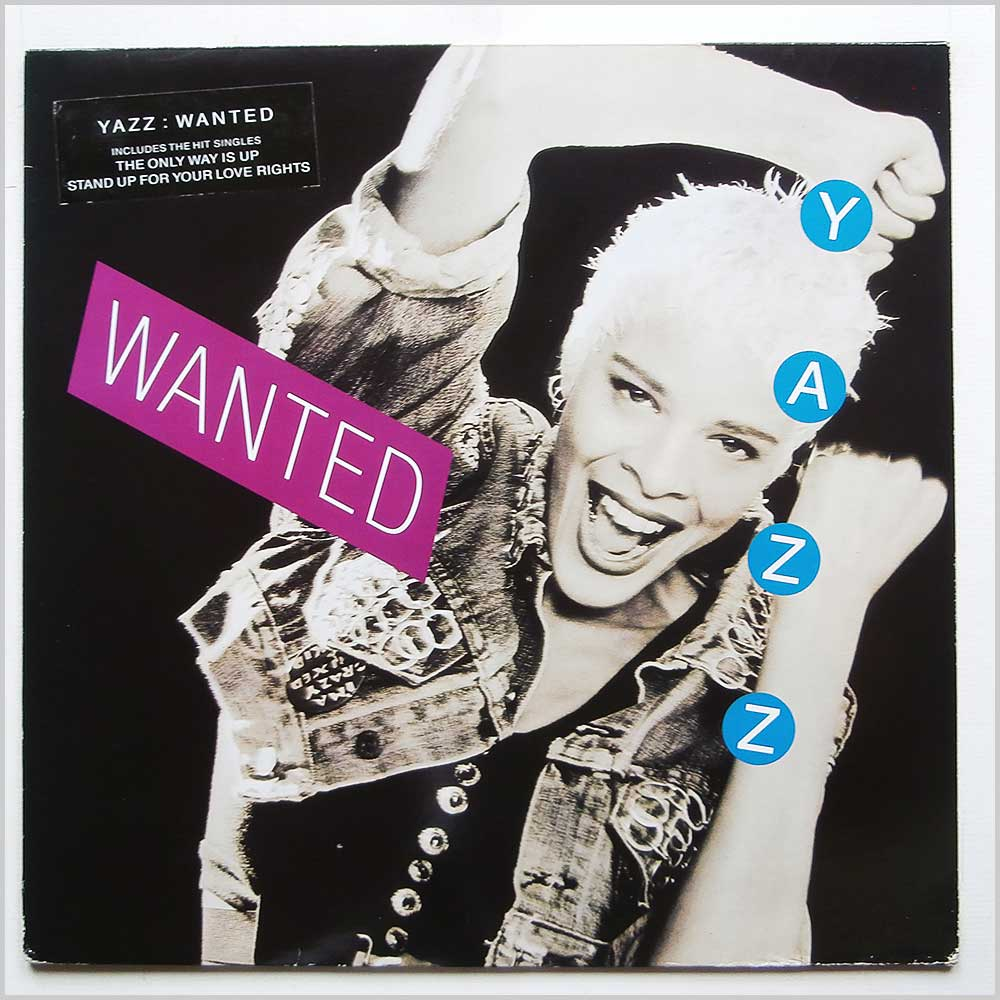Yazz - Wanted (YAZZ LP 1)