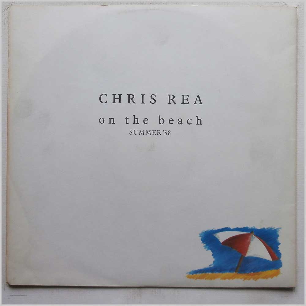 Chris Rea - On The Beach (Summer '88) (YZ195T)