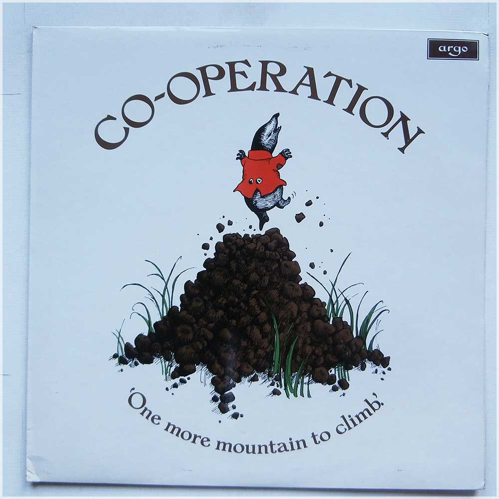 Co-operation Singers - One More Mountain To Climb (ZDA 160)