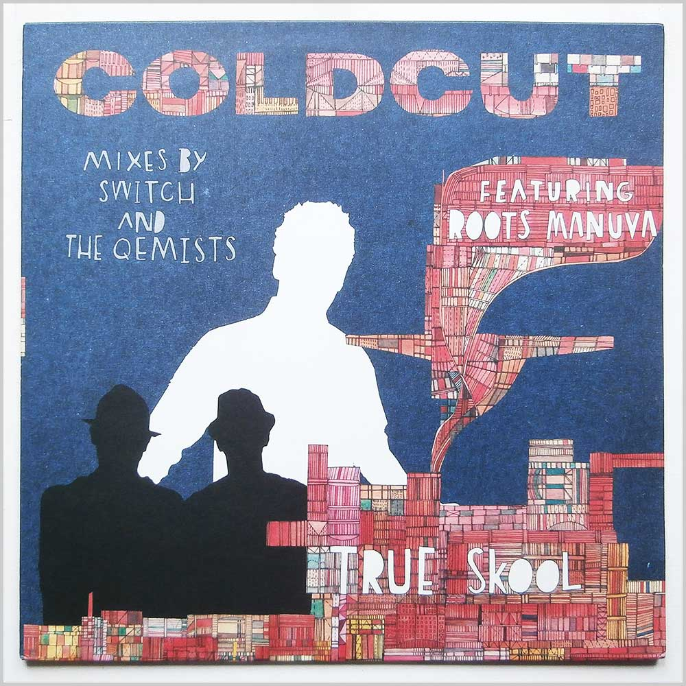Coldcut - True Skool (ZENIZ 178X)