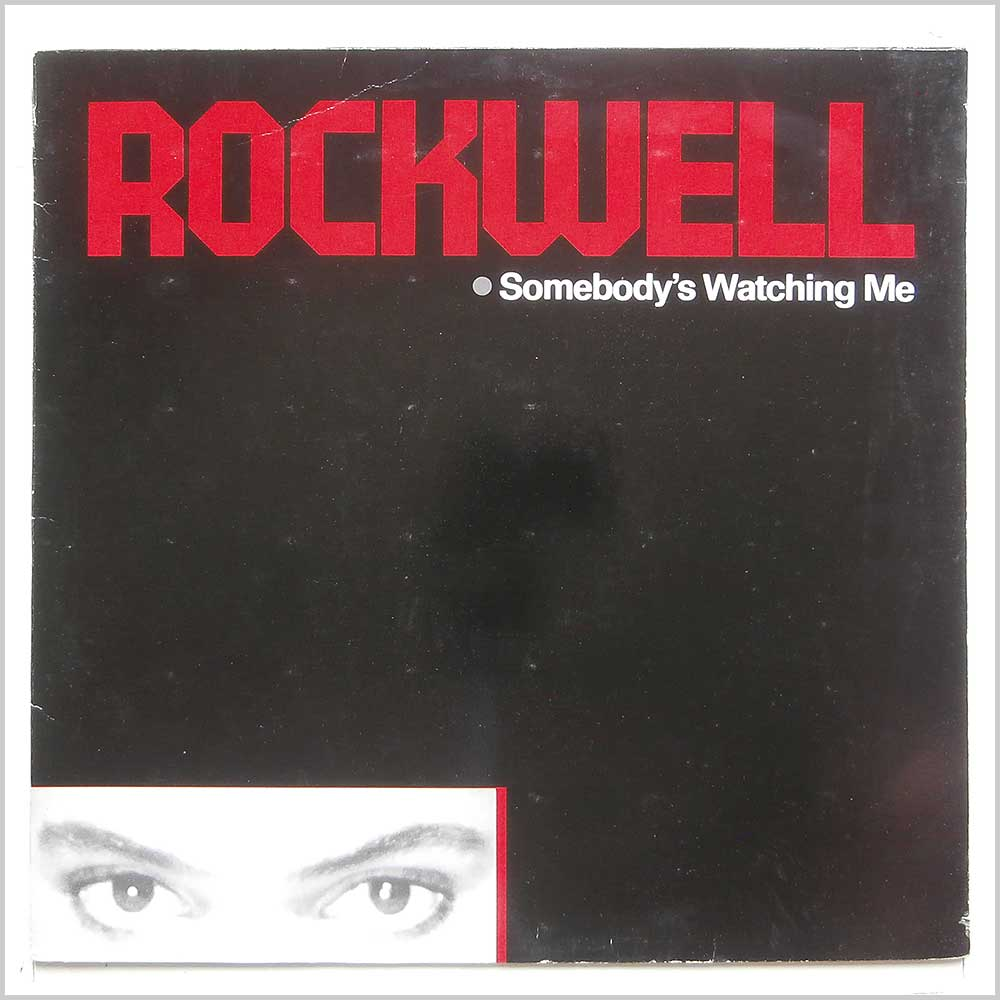 Rockwell - Somebody's Watching Me (ZL 72147)