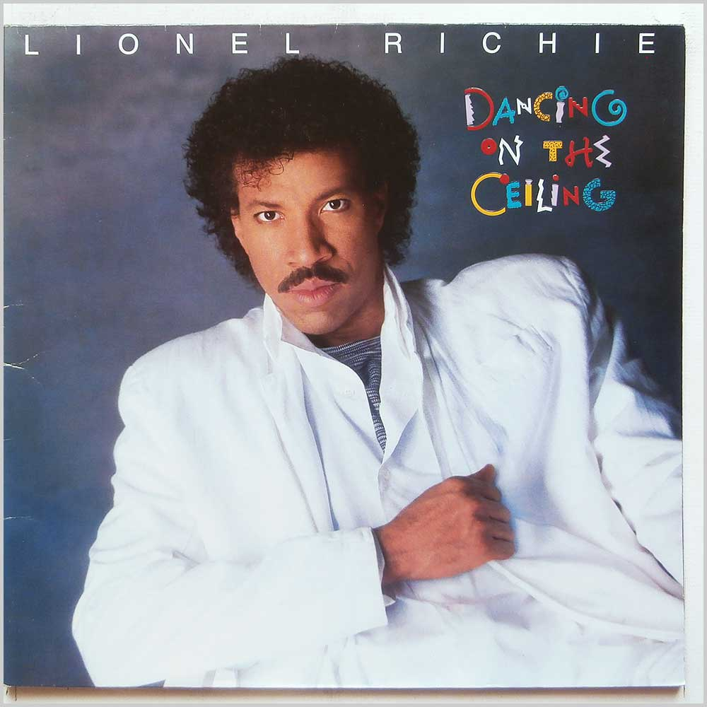 Lionel Richie - Dancing On The Ceiling (ZL72412)